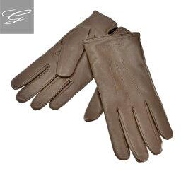 エンポリオアルマーニ 手袋 エンポリオ アルマーニ/EMPORIO ARMANI 手袋 メンズ シープスキン グローブ CAMMELLO 2018年秋冬 624139-8A203-00250
