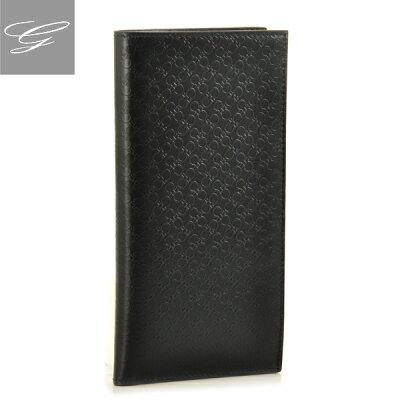 フェラガモ 2つ折り長財布 Salvatore Ferragamo 財布 メンズ DOPPIO GAMCI ブラック 66A117