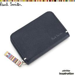 ポールスミス ポールスミス 財布 小銭入れ コインケース Paul Smith 紺 psk860-30 メンズ 紳士