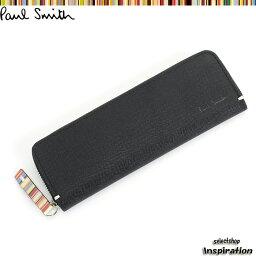 ポールスミス ポールスミス Paul Smith ペンケース 黒 psk863-10 ブラック メンズ レディース