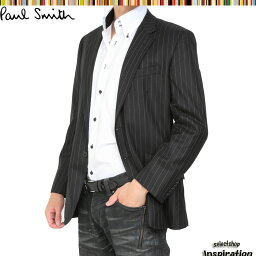 ポールスミス <クーポン配布中>ポールスミス ジャケット 黒系 Paul Smith plc336603-991 ブラック メンズ 紳士