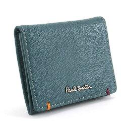 ポールスミス <クーポン配布中>ポールスミス 財布 小銭入れ コインケース スカイ Paul Smith psu750-35 ブランド メンズ 紳士