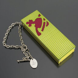 ヴィヴィアンウエストウッド 携帯灰皿 <クーポン配布中>展示品箱なし ヴィヴィアンウエストウッド 灰皿 携帯灰皿 黄緑系 VivienneWestwood 20150804-6 メンズ レディース