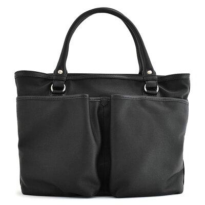 ステファノマーノ バッグ トートバッグ ハンドバッグ 黒(ブラック) STEFANOMANO 20190527-1 メンズ 紳士