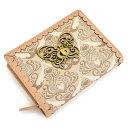 アナスイ 二つ折り財布 レディース <クーポン配布中>アナスイ 財布 二つ折り財布 ベージュ ANNA SUI 313063-40 レディース 婦人