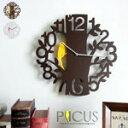 振り子時計 PICUS [ ピークス ]■ 振り子時計 | 壁掛け時計 【 インターフォルム 】