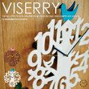 振り子時計 VISERRY [ ビゼリー ]■ 振り子時計 | 壁掛け時計 【 インターフォルム 】