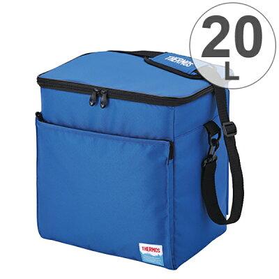 クーラーバッグ ソフトクーラー サーモス(thermos) 20L REF-020 ( 保冷バッグ クーラーボックス 大容量 冷蔵ボックス 保冷バック 折りたたみ コンパクト ペットボトル アウトドア ) 【5000円以上送料無料】
