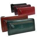 【1年保証】 アルベロ ALBERO オールドマドラス OLDMADRAS L字ファスナー 長財布 レディース レザー 6501 財布 大容量 緑 グリーン 財布 日本製