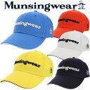 マンシングウェア マンシングウェア 【Munsingwear】 デサント ゴルフ GOLF ゴルフキャップ ゴルフ帽子 MGBNJC02 2019SS (メンズ/ゴルフウェア/GOLF CAP/父の日ギフト/男性用プレゼント)