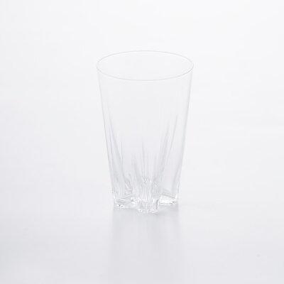 【合計5000円以上のご購入で送料無料】100% ヒャクパーセント 100percent グラス コップ ガラス ロックグラス 260cc 結露 水滴 桜咲く プレゼント 桐箱 さくらさくグラスロック クリア SAKURASAKU GLASS ROCK 254-00003