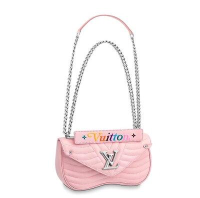【ルイヴィトン チェーンバッグ MM / スムージーピンク 】 LOUIS VUITTON M51944 ショルダーバッグ【Luxury Brand Selection】