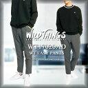 ワイルドシングス WILD THINGS ワイルドシングス 公認 イージーパンツ メンズ 9分丈 軽量 パンツ 【2017SS 新作】【国内ブランド公認】model-WT17020AD WT EASY PANTS メーカーPRICE:13,000yen(+tax)