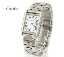 パンテール Cartier カルティエ レディス 腕時計 タンクソロ SM シルバー W5200013 【新品】【送料無料】【a】【05P03Dec16】