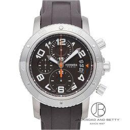 エルメス クリッパー 腕時計(メンズ) エルメス HERMES クリッパー メカニカル クロノグラフ マキシ CP2.941.435/1C7 【新品】 時計 メンズ