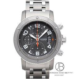 エルメス クリッパー 腕時計(メンズ) エルメス HERMES クリッパー メカニカル クロノグラフ マキシ 035443WW00 【新品】 時計 メンズ