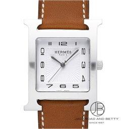 エルメス Hウォッチ 腕時計(メンズ) エルメス HERMES Hウォッチ 036833WW00 【新品】 時計 メンズ