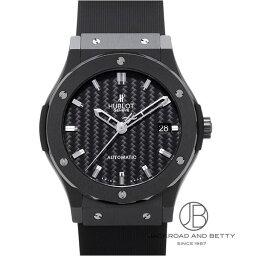ウブロ 腕時計(メンズ) ウブロ HUBLOT クラシック フュージョン ブラックマジック 511.CM.1770.RX 【新品】 時計 メンズ