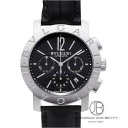 ブルガリブルガリ 腕時計(メンズ) ブルガリ BVLGARI ブルガリブルガリ クロノグラフ BB42BSLDCH 【新品】 時計 メンズ