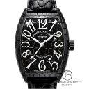 フランクミュラー 腕時計(メンズ) フランク・ミュラー FRANCK MULLER トノー カーベックス ブラッククロコ 9880SC BLK CRO 【新品】 時計 メンズ