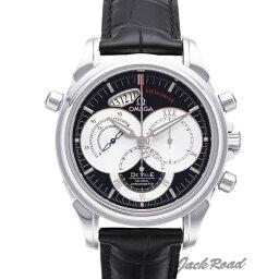 オメガ デ・ビル 腕時計(メンズ) オメガ OMEGA デ・ヴィル コーアクシャル ラトラパンテ 4847.50.31 【新品】 時計 メンズ