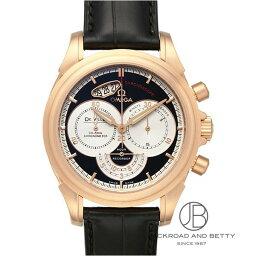 オメガ デ・ビル 腕時計(メンズ) オメガ OMEGA デ・ヴィル クロノスコープ コーアクシャル 4656.50.31 【新品】 時計 メンズ