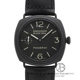 ラジオミール 腕時計(メンズ) パネライ PANERAI ラジオミール ブラックシール PAM00292 【新品】 時計 メンズ