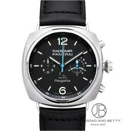 ラジオミール 腕時計(メンズ) パネライ PANERAI ラジオミール レガッタ2010 1/8セコンド スプリットクロノ PAM00343 【新品】 時計 メンズ