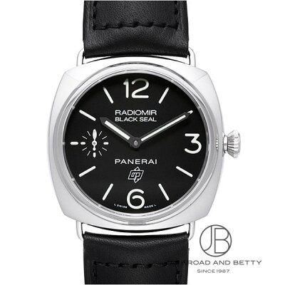 パネライ PANERAI ラジオミール ブラックシール ロゴ PAM00380 【新品】 時計 メンズ
