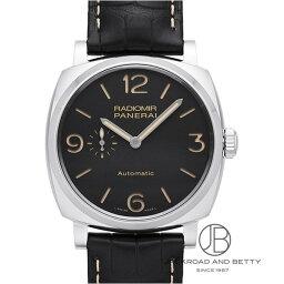 ラジオミール 腕時計(メンズ) パネライ PANERAI ラジオミール 1940 3デイズ アッチャイオ PAM00572 【新品】 時計 メンズ