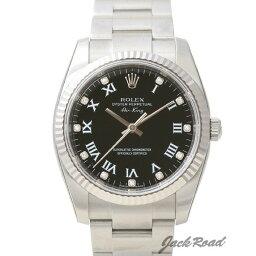 エアキング 腕時計(メンズ) ロレックス ROLEX エアキング 11Pダイヤ 114234G 【新品】 時計 メンズ