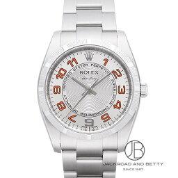 エアキング 腕時計(メンズ) ロレックス ROLEX エアキング ターンドベゼル 114210 【新品】 時計 メンズ