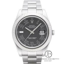 デイトジャスト 腕時計(メンズ) ロレックス ROLEX デイトジャストII 116334 【新品】 時計 メンズ