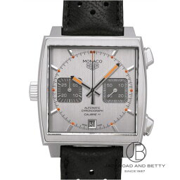 タグホイヤー モナコ 腕時計(メンズ) タグ・ホイヤー TAG HEUER モナコ クロノグラフ キャリバー11 CAW211C.FC6241 【新品】 時計 メンズ