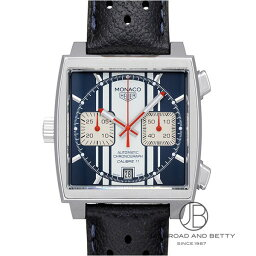 タグホイヤー モナコ 腕時計(メンズ) タグ・ホイヤー TAG HEUER モナコ クロノグラフ スティーブ・マックィーン CAW211D.FC6300 【新品】 時計 メンズ