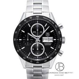 タグホイヤー カレラ 腕時計(メンズ) タグ・ホイヤー TAG HEUER カレラ クロノグラフ キャリバー16 デイデイト CV201AG.BA0725 【新品】 時計 メンズ
