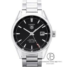 タグホイヤー カレラ 腕時計(メンズ) タグ・ホイヤー TAG HEUER カレラ キャリバー7 ツインタイム WAR2010.BA0723 【新品】 時計 メンズ