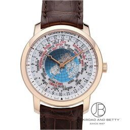 ヴァシュロン コンスタンタン 腕時計(メンズ) ヴァシュロン コンスタンタン Vacheron Constantin トラディショナル ワールドタイム 86060/000R-9640 【新品】 時計 メンズ