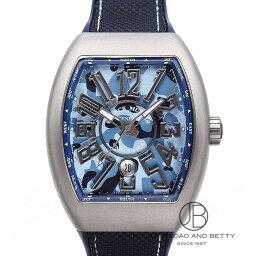 フランクミュラー 腕時計(メンズ) フランク・ミュラー FRANCK MULLER ヴァンガード カモフラージュ V45SCDT MC BL CAMO 【新品】 時計 メンズ