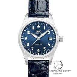 IWC パイロットウォッチ 腕時計(メンズ) IWC IWC パイロットウォッチ オートマティック36 IW324008 【新品】 時計 レディース