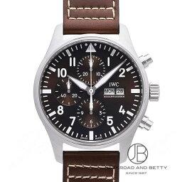 IWC パイロットウォッチ 腕時計(メンズ) IWC IWC パイロットウォッチ クロノグラフ IW377713 【新品】 時計 メンズ