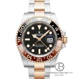 GMTマスター 腕時計(メンズ) ロレックス ROLEX GMTマスターII 126711CHNR 新品 時計 メンズ
