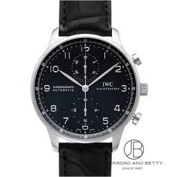 IWC ポルトギーゼ 腕時計(メンズ) IWC IWC ポルトギーゼ クロノグラフ オートマチック IW371447 【新品】 時計 メンズ
