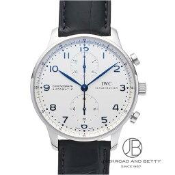 IWC ポルトギーゼ 腕時計(メンズ) IWC IWC ポルトギーゼ クロノグラフ オートマチック IW371446 【新品】 時計 メンズ