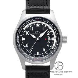IWC パイロットウォッチ 腕時計(メンズ) IWC IWC パイロットウォッチ ワールドタイマー IW326201 【新品】 時計 メンズ