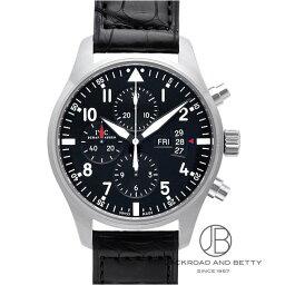 IWC パイロットウォッチ 腕時計(メンズ) IWC IWC パイロットウォッチ クロノグラフ IW377701 【新品】 時計 メンズ