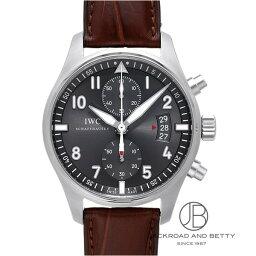 IWC パイロットウォッチ 腕時計(メンズ) IWC IWC パイロットウォッチ スピットファイア クロノグラフ IW387802 【新品】 時計 メンズ