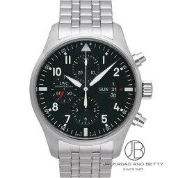 IWC パイロットウォッチ 腕時計(メンズ) IWC IWC パイロットウォッチ クロノグラフ IW377704 【新品】 時計 メンズ