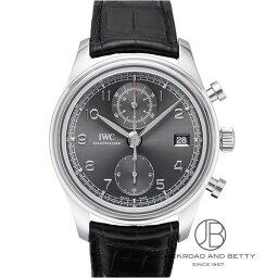 IWC ポルトギーゼ 腕時計(メンズ) IWC IWC ポルトギーゼ クロノグラフ クラシック IW390404 【新品】 時計 メンズ