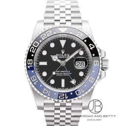 GMTマスター 腕時計(メンズ) ロレックス ROLEX GMTマスターII 126710BLNR 新品 時計 メンズ
